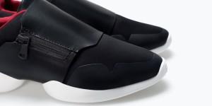 Zara Rick Owens Sneakers